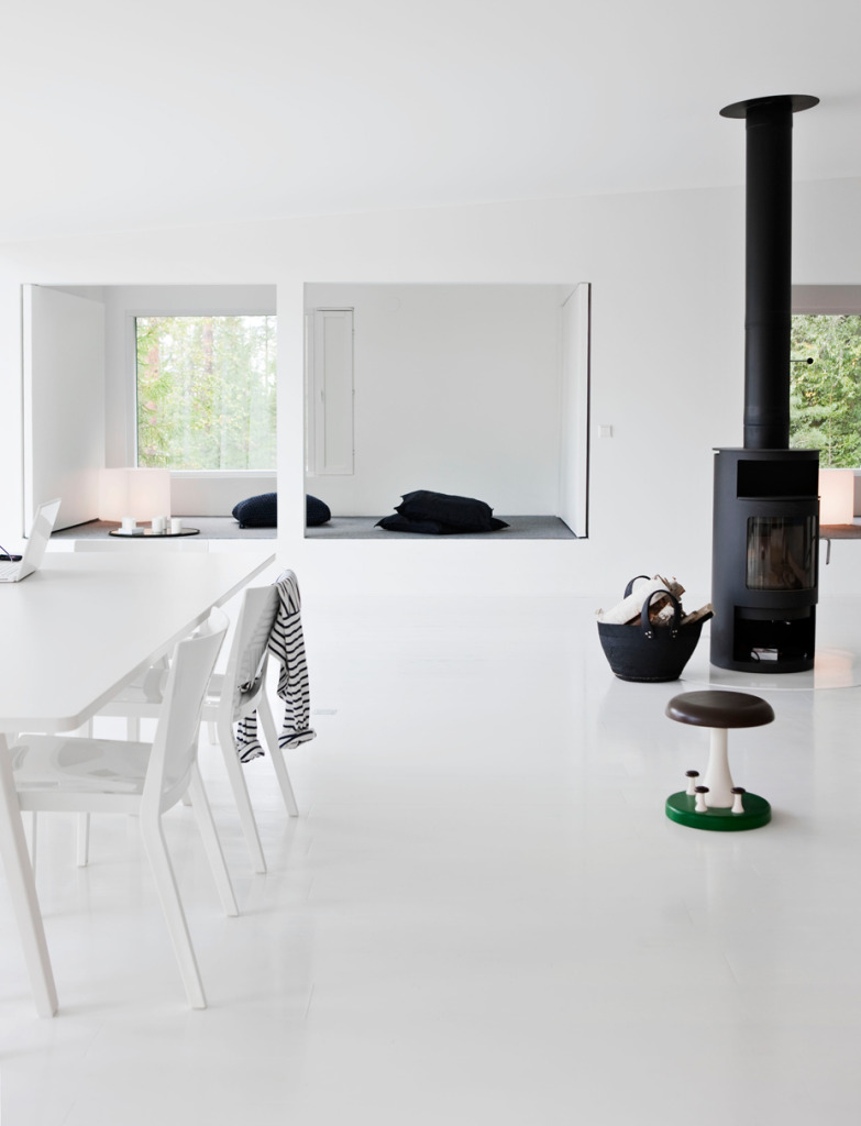 Lakeside House by Tuomas Toivonen Now Office 4
