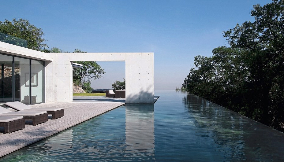 House in Monterrey by Tadao Ando 1