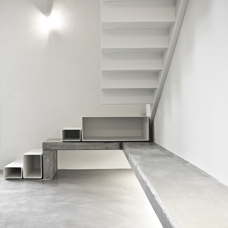 Loft Faenza by Pinoni+Lazzarini Architects 1