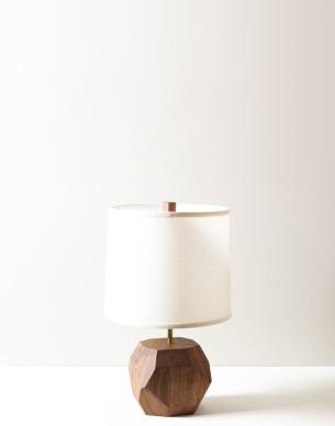 Hardwood Lamp