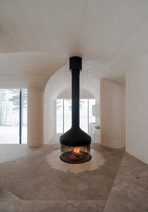 Cabin Norderhov by Atelier Oslo 8