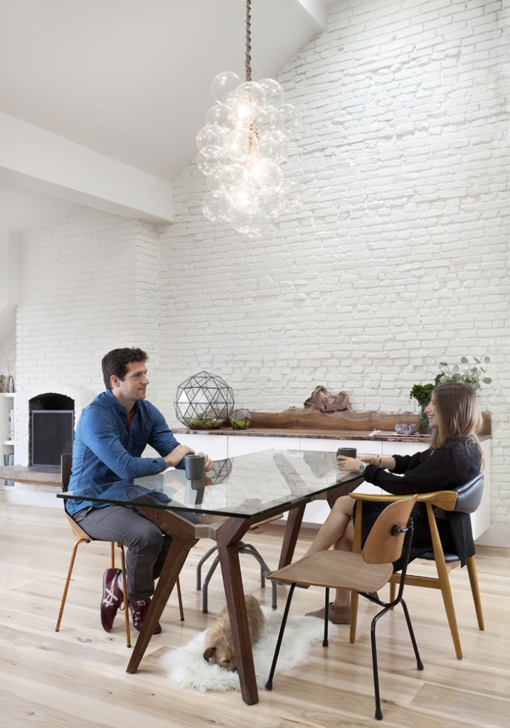 South End Townhouse Renovation by Bunker Workshop 4