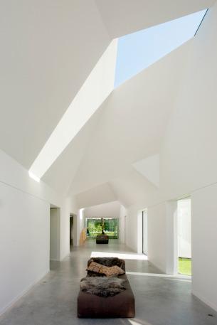 Geometric skylight and ceiling