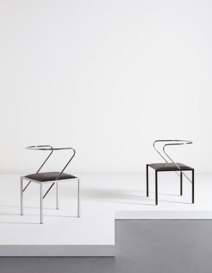 Minimalist Chairs Pair