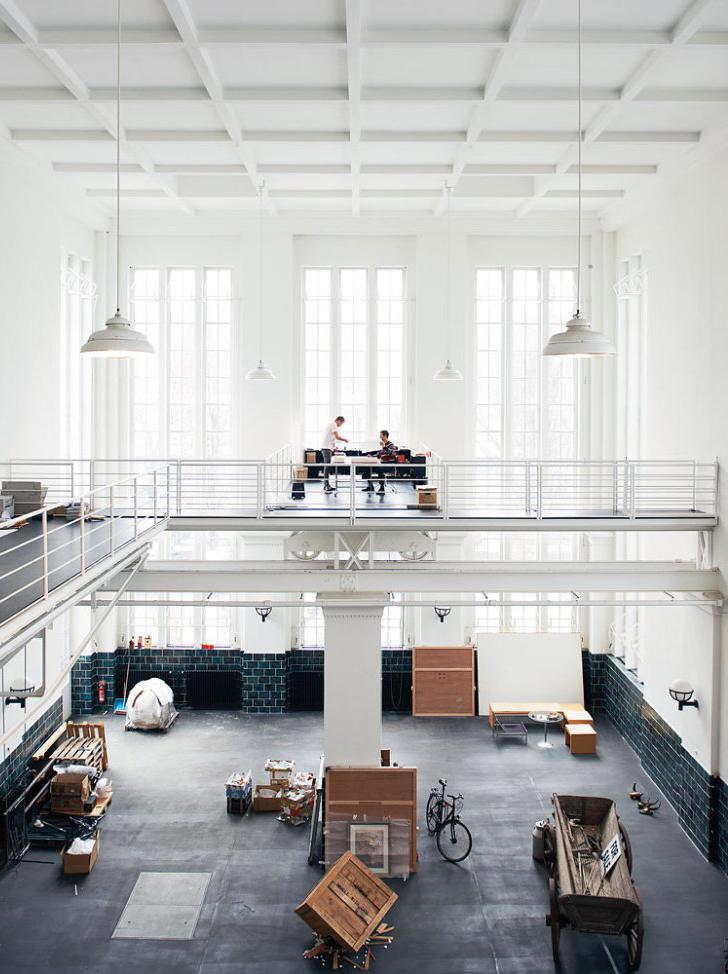 Elmgreen-Dragset Studio Office