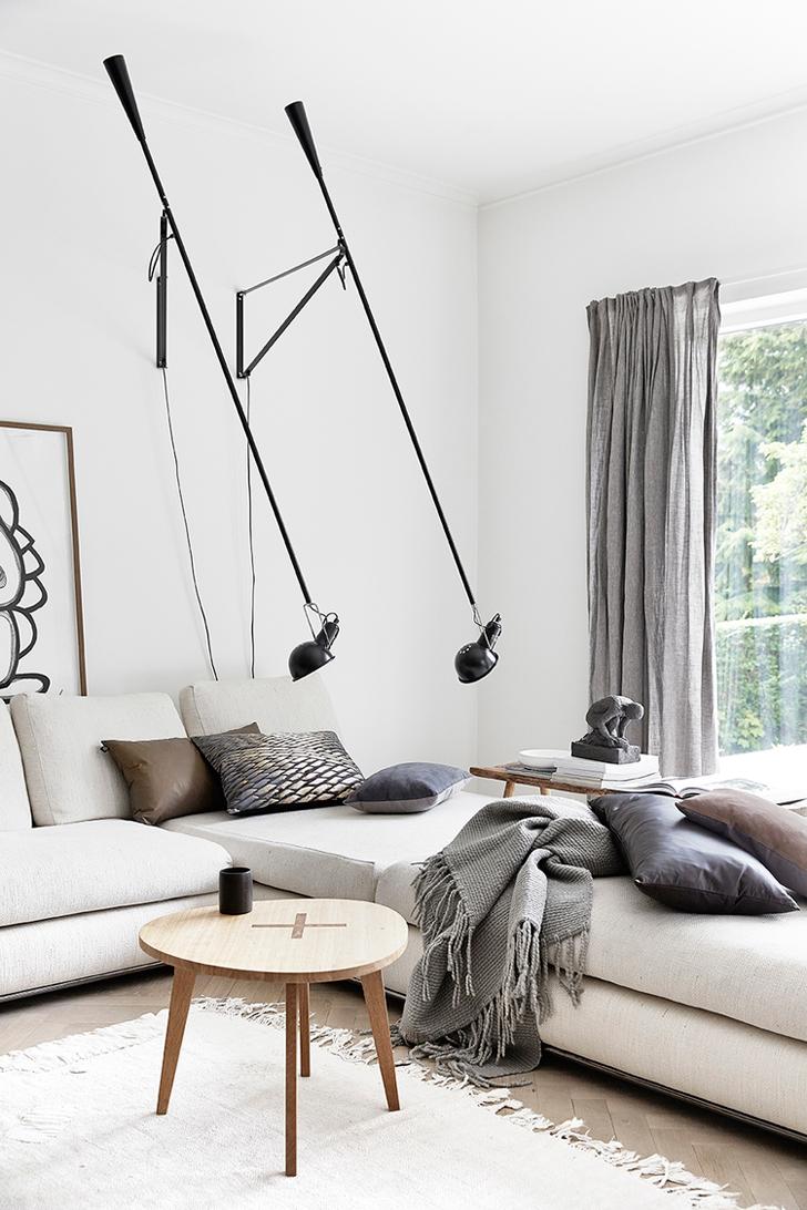 Oversized Lighting Wall Decor By Nord Copenhagen - Dream House