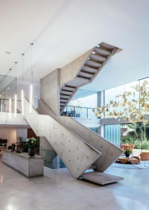 Concerte Staircase