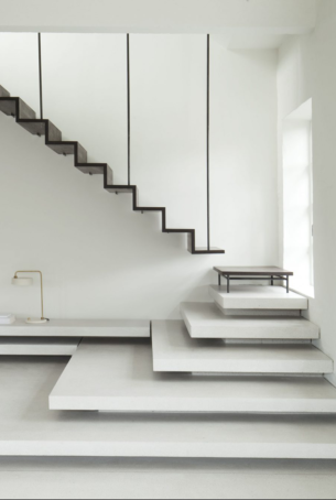 Floating Stair Duo