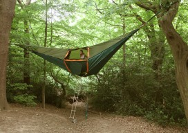Tentsile三角帐篷
