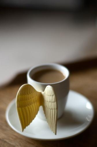 天使翅膀马克杯