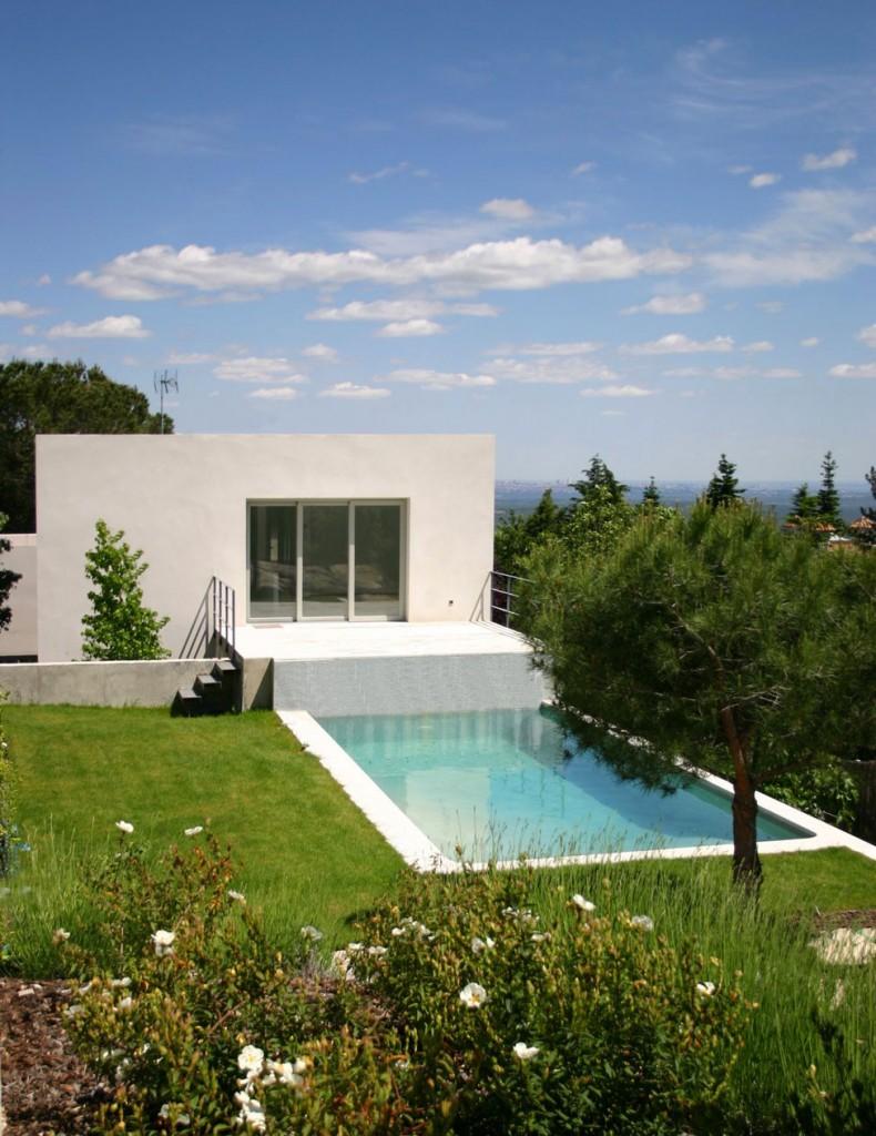 Casa Del Pico Spain ÁBATON Arquitectura 003