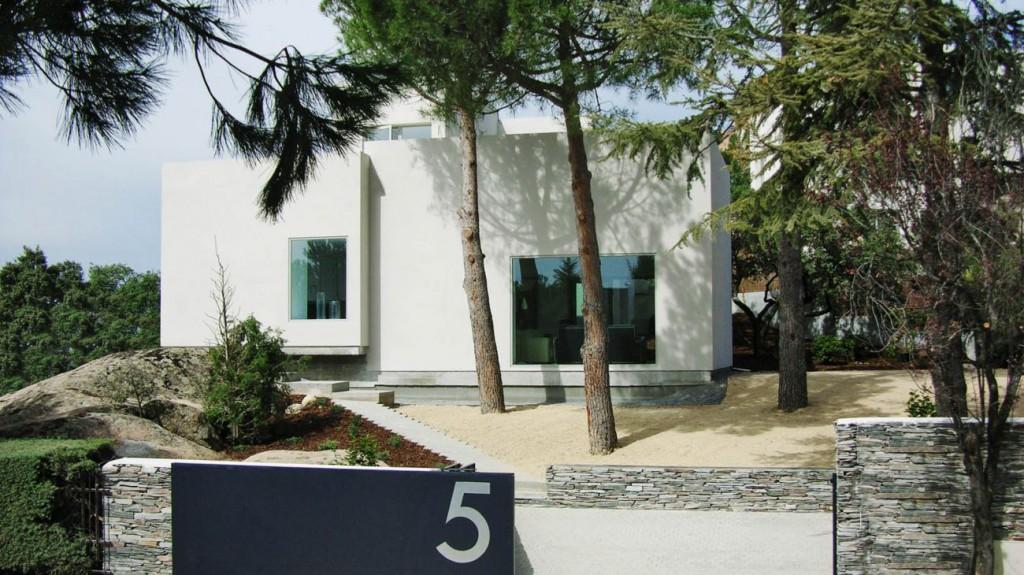 Casa Del Pico Spain ÁBATON Arquitectura 004