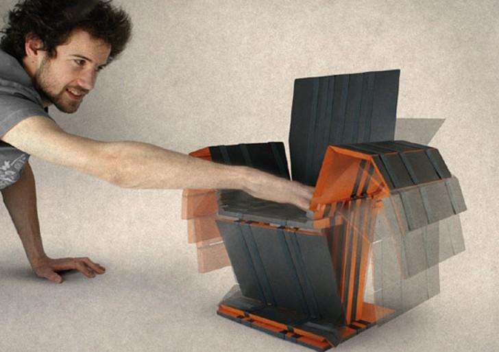 变形的家具