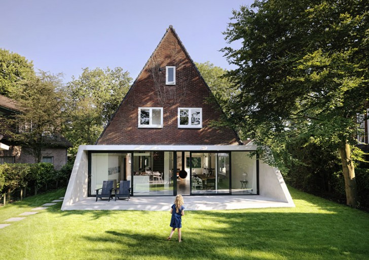 SH House / Baksvanwengerden