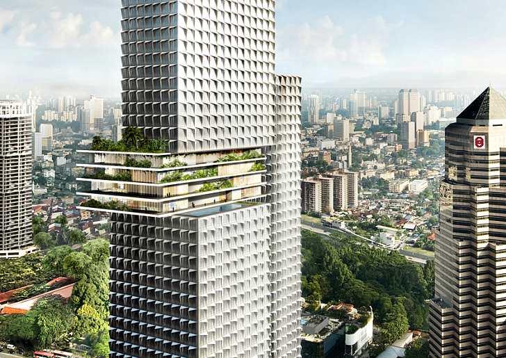 Angkasa Raya Skyscraper In Kuala Lumpur 8 Ideasgn