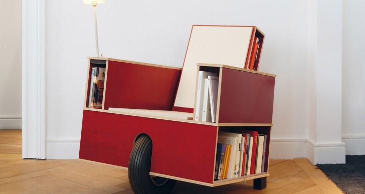 Bookinist / Nils Holger Moormann
