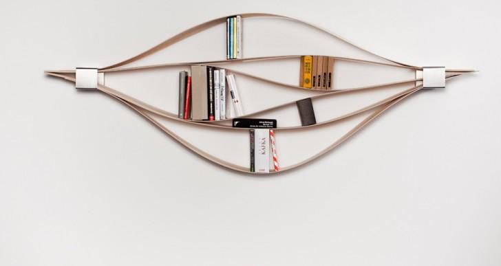 柔软的书架