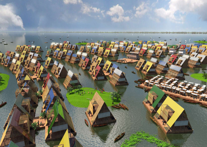 Makoko Floating School by NLE