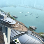 Marina Bay Sands Singapore by Moshe Safdie