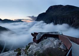 National tourist routes / RRA – Reiulf Ramstad Arkitekter