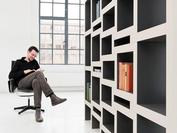 REK-bookcase