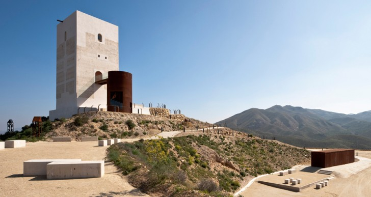 Nazari Tower Restoration / Castillo-Miras Architects