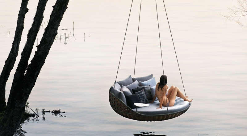Dedon De swingrest by daniel pouzet for dedon ideasgn
