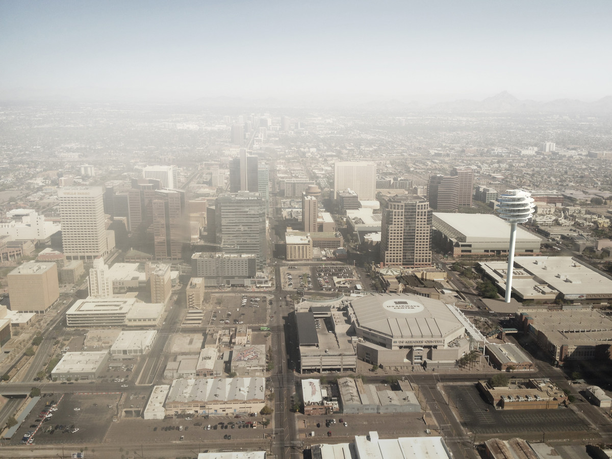 Phoenix observation tower big ideasgn for Big bjarke ingels group