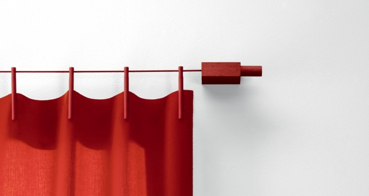 Ready Made Curtain / Ronan and Erwan Bouroullec