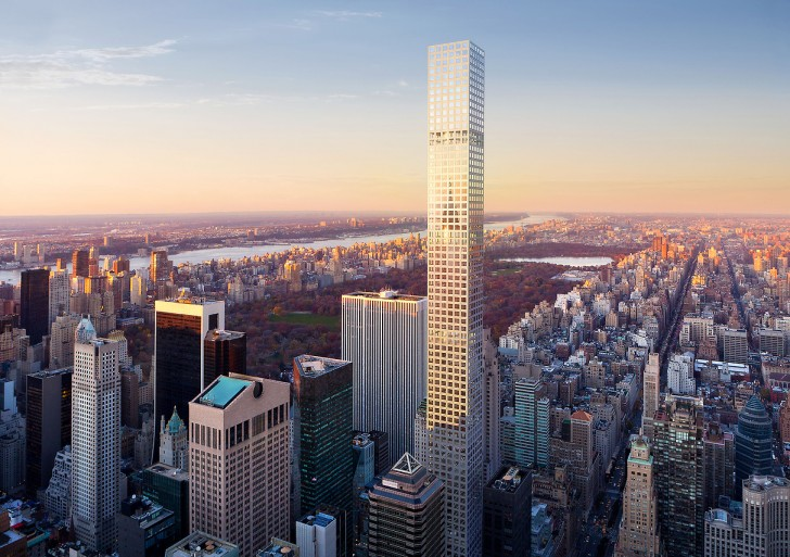 432 Park Avenue New York / Rafael Viñoly