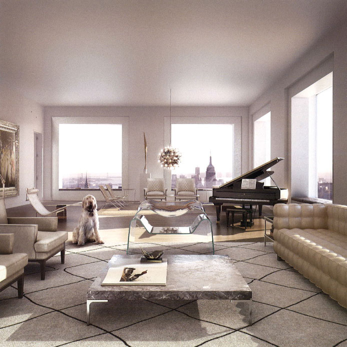 432-Park Avenue New York Rafael Viñoly 018