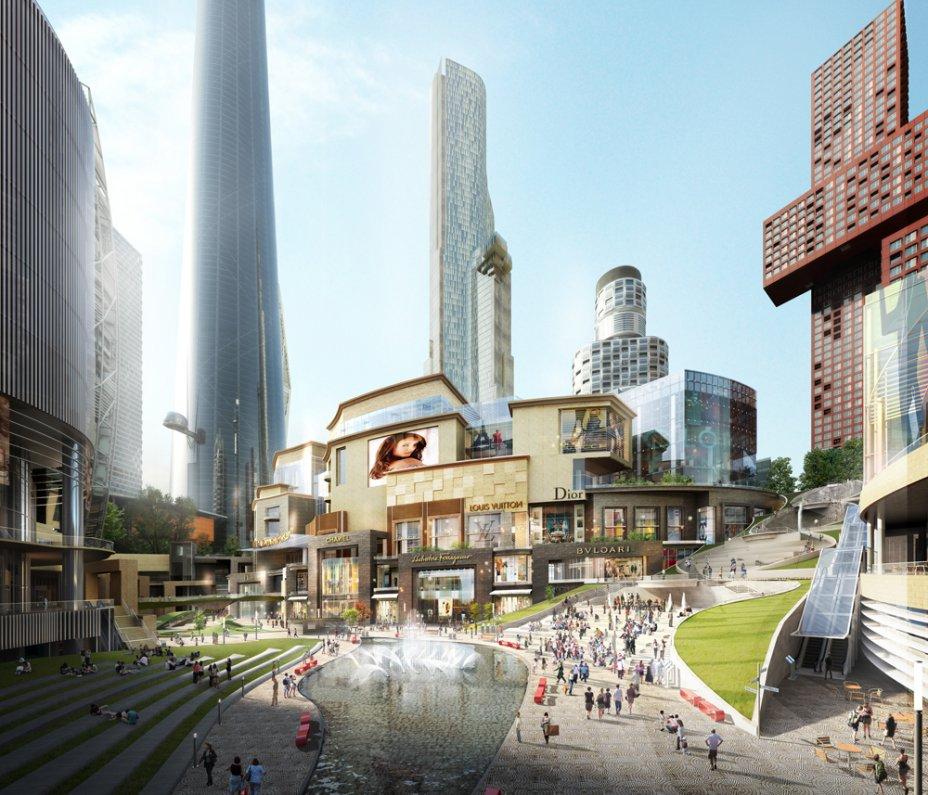 ARCHIPELAGO_2012_#08_Retail Perspective View 02(c)Dream-Hub