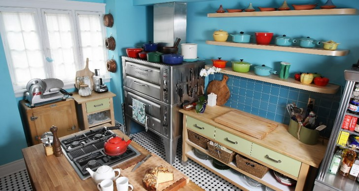 Anna Olson's Kitchen