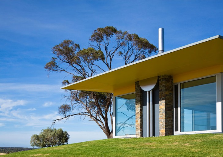 Barossa Valley Glass House / Max Pritchard Architect