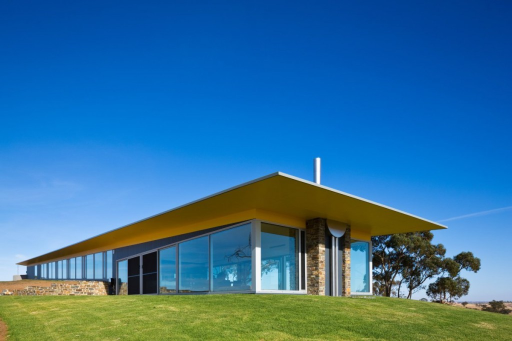 Barossa Valley Glass House Max Pritchard Architect 004