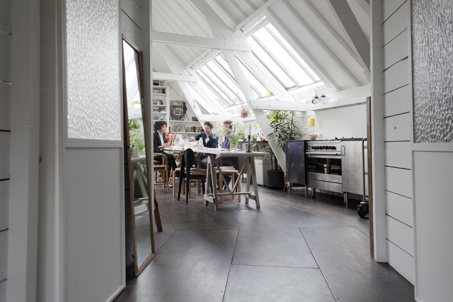 Bart & Pieter''s Loft and atelier 017