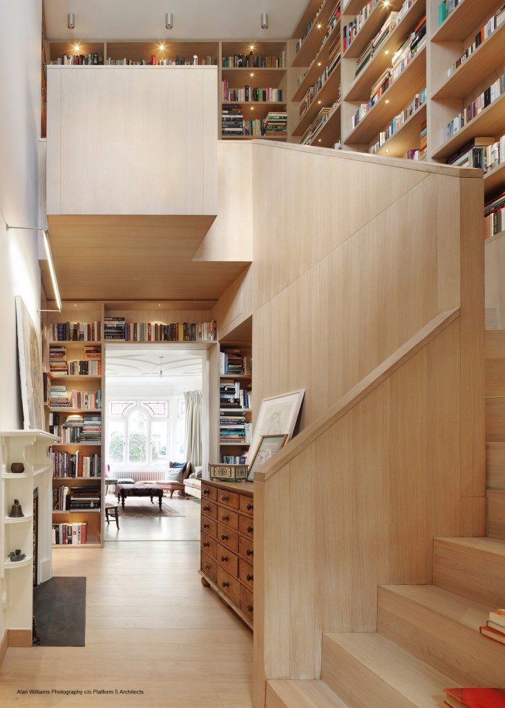 Book Tower House  London by Platform 5 Architects 001