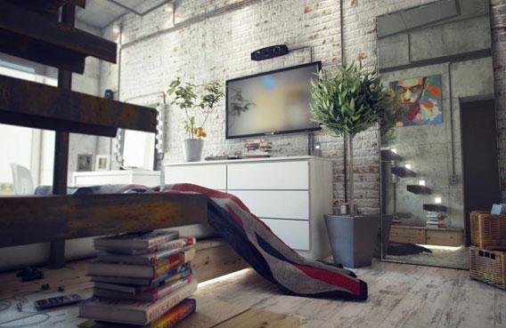 Casual-Loft-Style-Living-interior-design-Maxim-Zhukov-001-1024x579