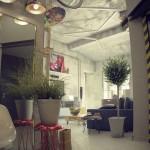 Casual Loft Style Living interior-design Maxim Zhukov 003