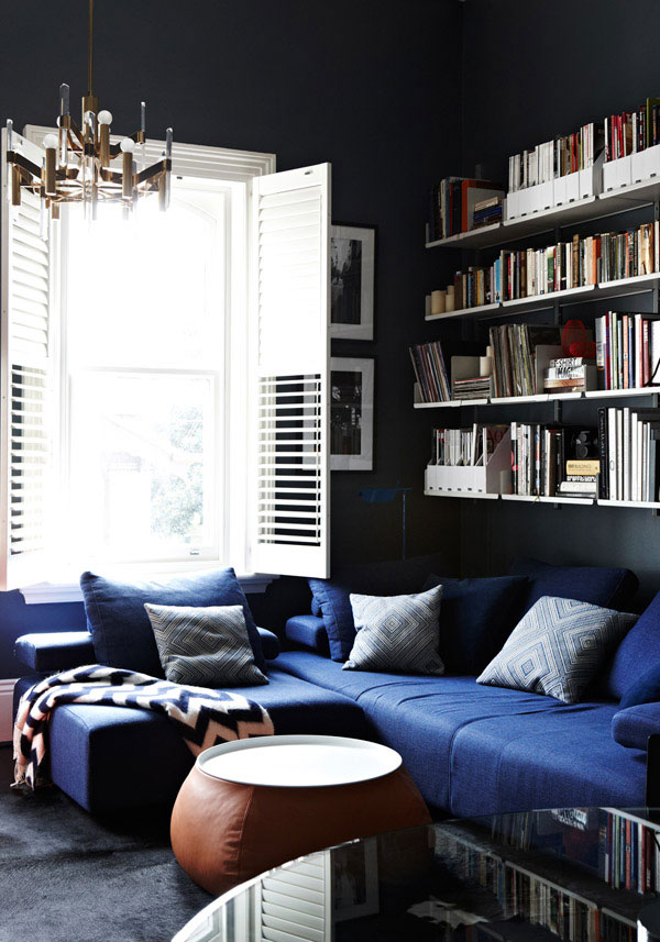 Chelsea Hing Melbourne Home lounge