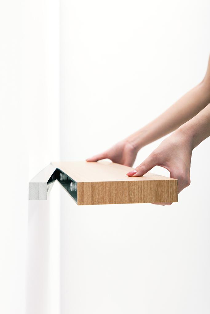 Clopen Shelf / Torafu Architects | ideasgn