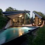 Edgeland House Texas by Bercy Chen Studio 014