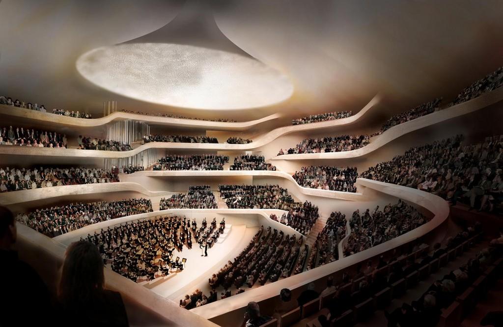 Elbphilharmonie Hamburg Herzog and de Meuron 004