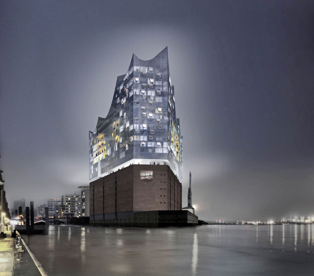 Elbphilharmonie Hamburg Herzog and de Meuron 006