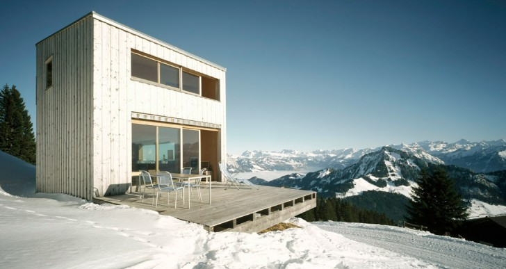 Holiday House on the Rigi / AFGH