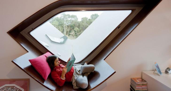 House on the flight of birds / Bernardo Rodrigues