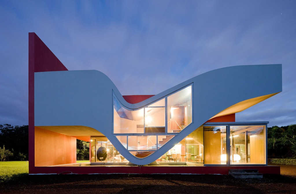 House on the flight of birds Bernardo Rodrigues 005