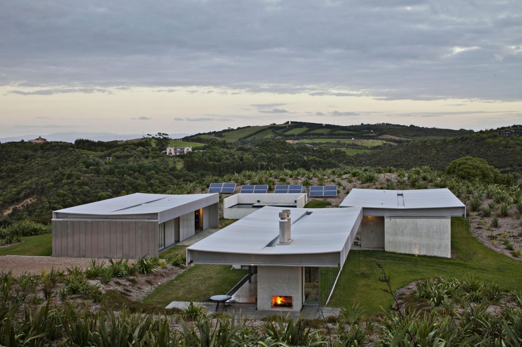 Island Retreat  Waiheke Fearon Hay Architects 003