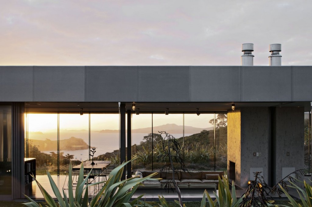 Island Retreat  Waiheke Fearon Hay Architects 011