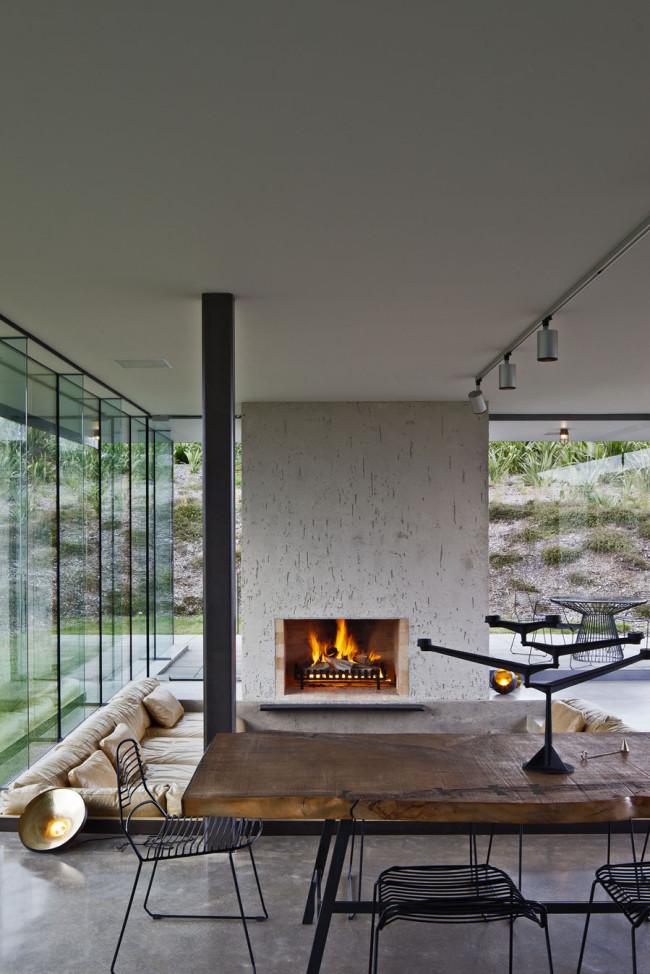 Island Retreat  Waiheke Fearon Hay Architects 014